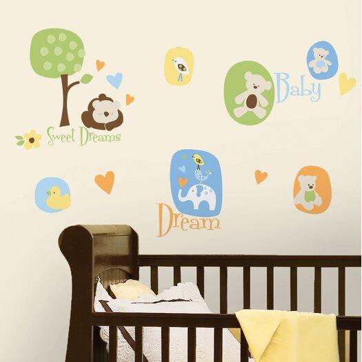 Room Mates Studio Designs Modern Baby Wall Decal