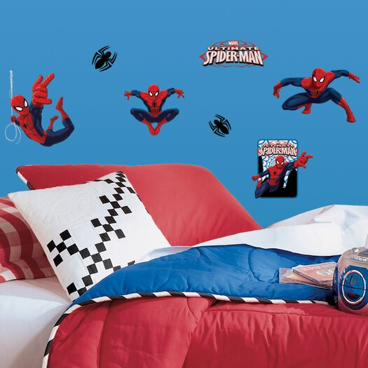 Room Mates Spider-Man Ultimate Wall Decal