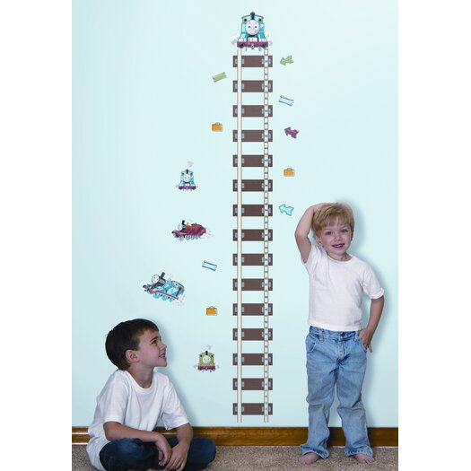 Room Mates Favorite Characters Thomas & Friends Growth Chart Wall Decal