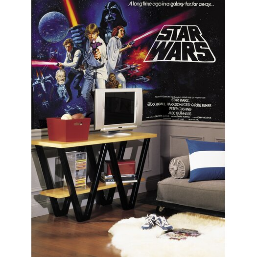 Room Mates Star Wars Wall Mural