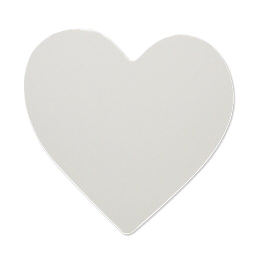 Room Mates Wall Mirrors Heart Wall Decal