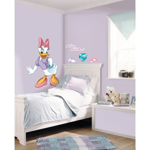 Room Mates Mickey and Friends Daisy Duck Wall Decal