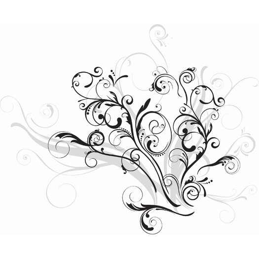 Room Mates Deco Forever Twined Giant Wall Decal