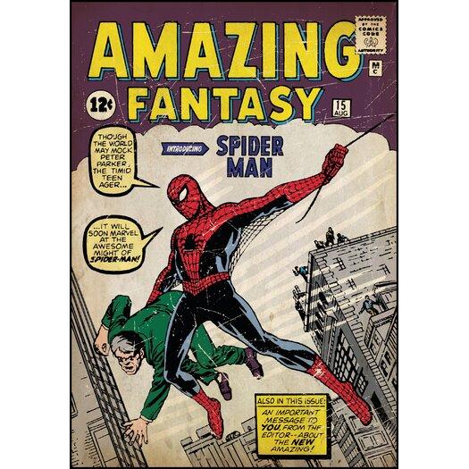 Room Mates Room Mates Deco Spider Man No.1 Wall Mural