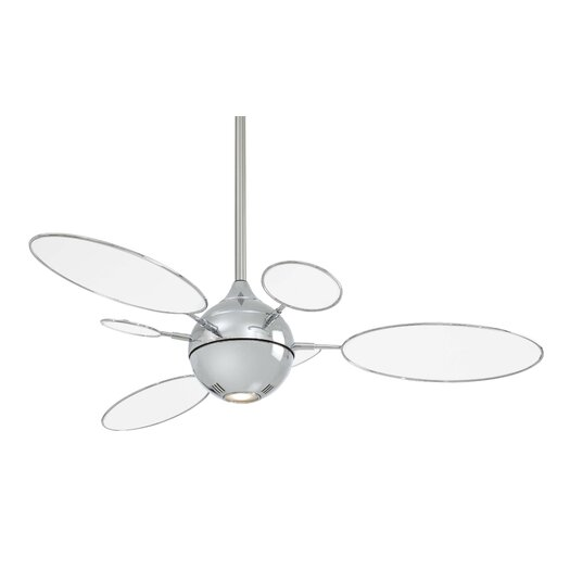 "Minka Aire 54"" George Kovacs 6 Blade Modern Ceiling Fan"