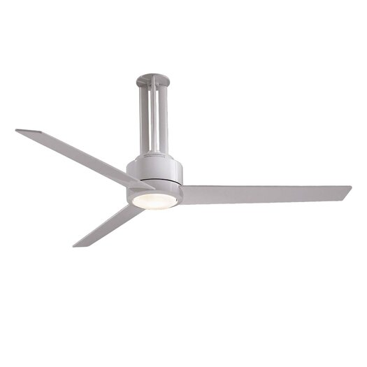 """Minka Aire 56"""" Flyte 3 Blade Ceiling Fan with Wall Control"""