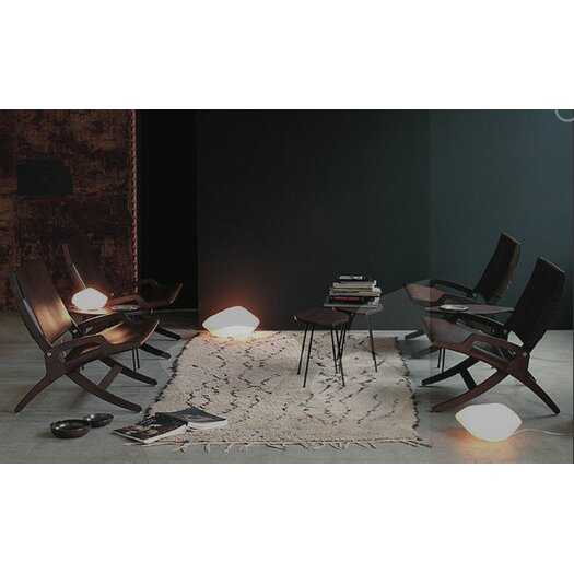 Oluce Stone 7.9'' H Table Lamp