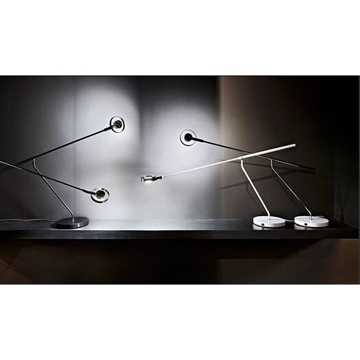 "Oluce Lutz 27.6"" H Table Lamp"
