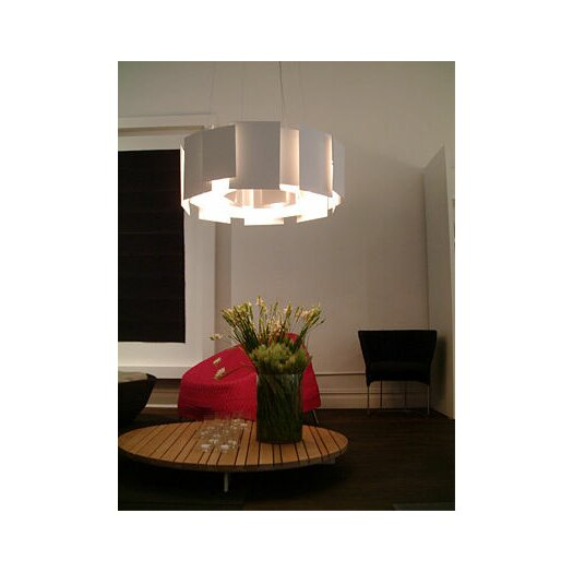 Oluce Coroa Suspension Lamp