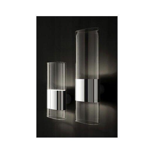 Oluce Line 2 Light Wall Lamp