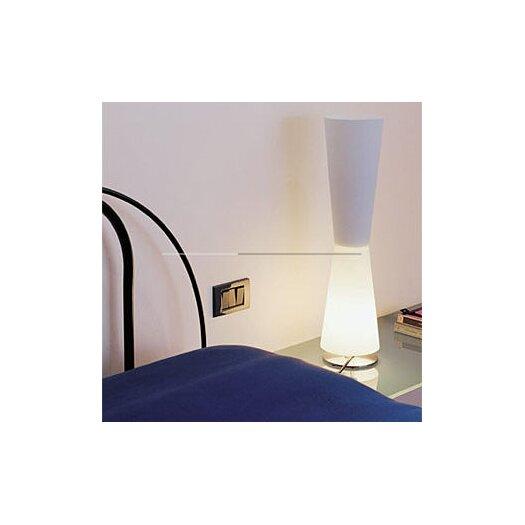 "Oluce Lu-Lu 23.6"" H Table Lamp with Novelty Shade"
