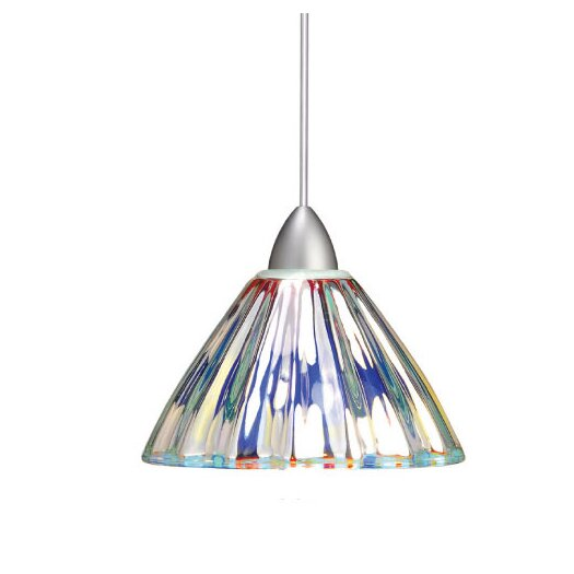 WAC Lighting European Eden Quick Connect Pendant