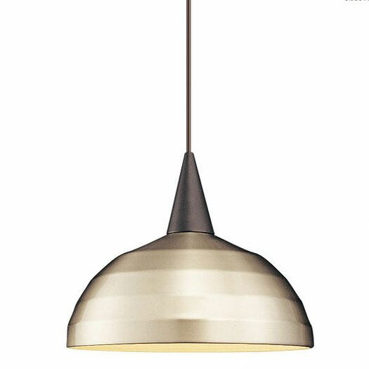 WAC Lighting Industrial Felis 1 Light Pendant