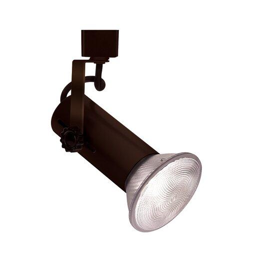 WAC Lighting Series 188 Exposed Lamp Track Head