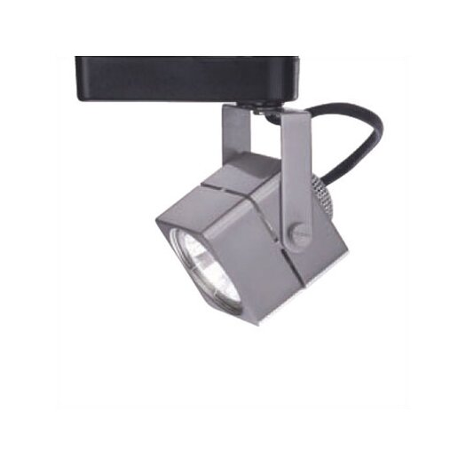 WAC Lighting Square 1 Light Low Voltage Track Head
