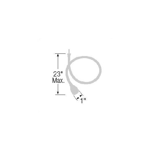 WAC Lighting Quick Connect Flexible Stem Lighting Fixture
