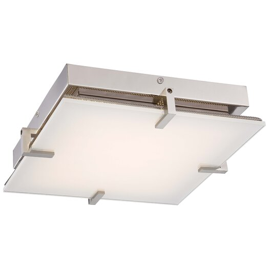 George Kovacs by Minka Hooked LED Flush Mount