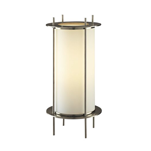 "George Kovacs by Minka 14.5"" H Table Lamp with Drum Shade"