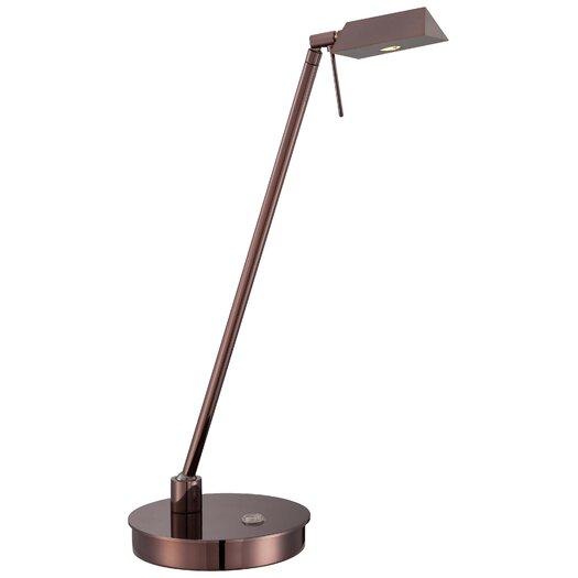 "George Kovacs by Minka 19"" H Table Lamp with Novelty Shade"