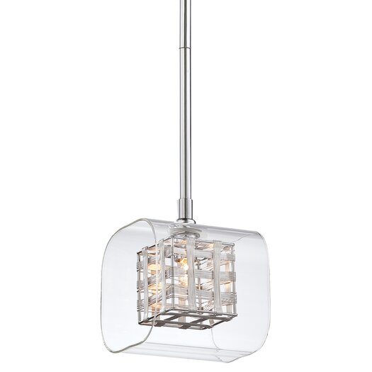 George Kovacs by Minka Jewel Box 1 Light Mini Pendant