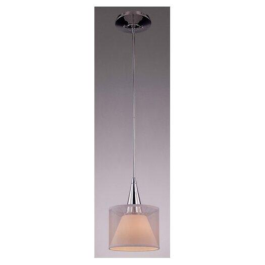 George Kovacs by Minka Bridge 1 Light Mini Pendant