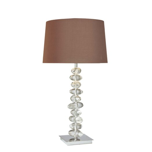 """George Kovacs by Minka 29.25"""" H Table Lamp with Empire Shade"""