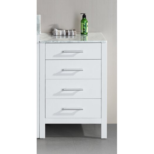 Design Element London Free Standing Cabinet