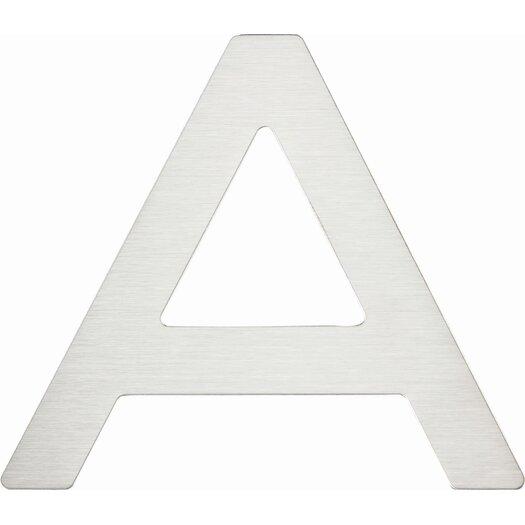"Atlas Homewares 4.75"" Paragon House Letter Number"