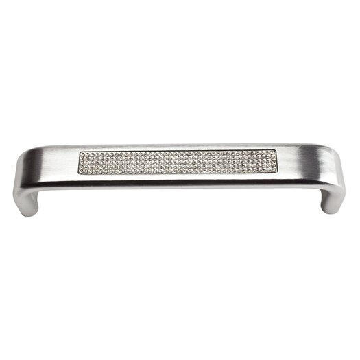 "Atlas Homewares Boutique Crystal Pave 5"" Center Bar Pull"
