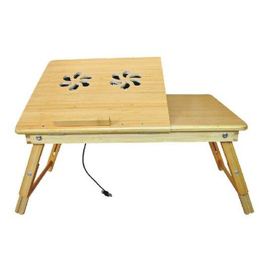 Deluxe Comfort Adjustable Laptop Cart