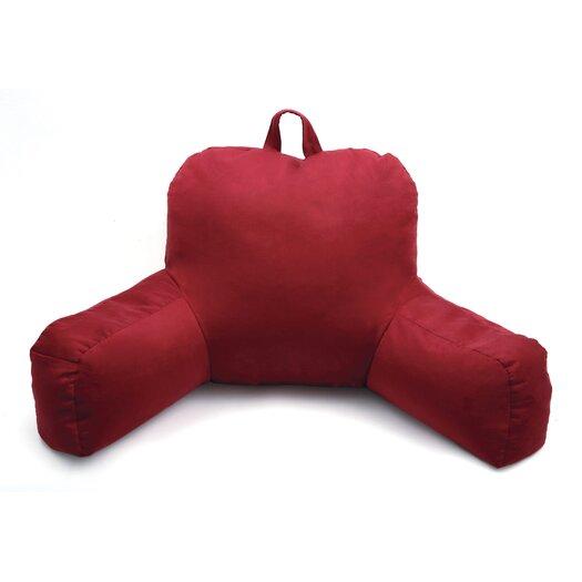 Deluxe Comfort Porter Microsuede Bed Rest Pillow