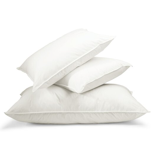 Deluxe Comfort 330 Thread Count Three Chamber Down Pillow