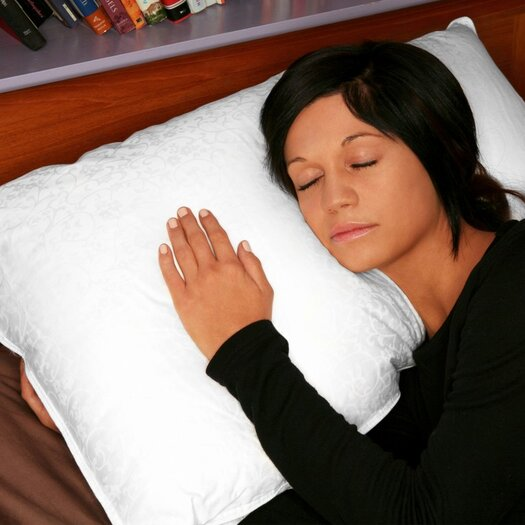 Deluxe Comfort Gel Anti Allergy Pillow