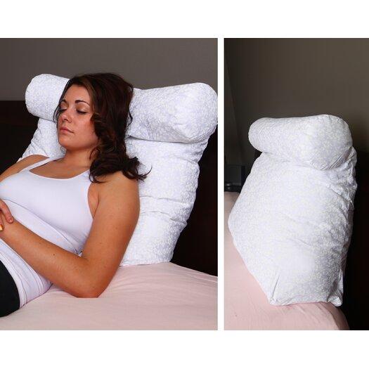 Deluxe Comfort Relax in Bed Pillow