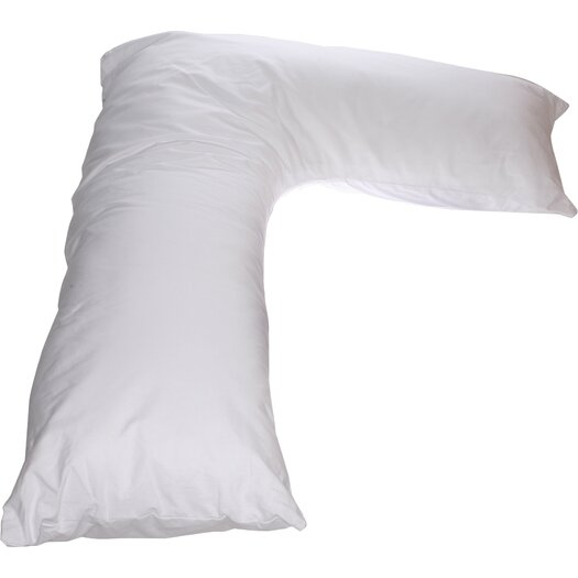 Deluxe Comfort Sleeper Body Cotton Bed Rest Pillow
