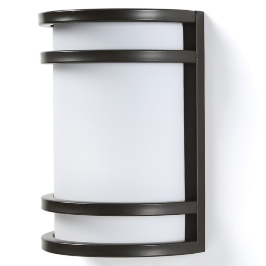 Great Outdoors by Minka Bay View 1 Light Wall Lantern