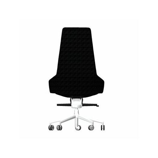 Aston Direction High-Back Leather Conference Chair