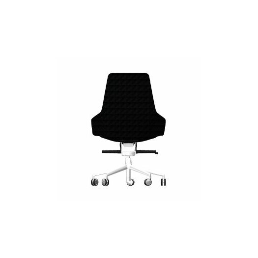 Aston Mid-Back Leather Conference Chair