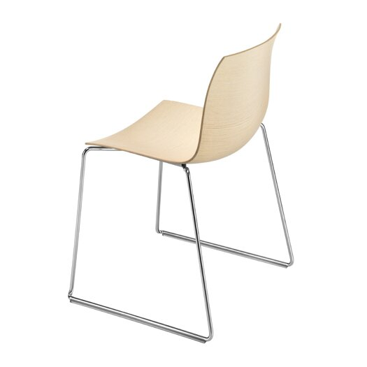 Catifa 46 Armless Stacking Chair
