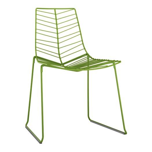 Leaf Sled Base Chair