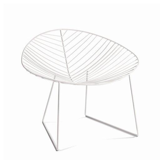 Leaf Sled Base Lounge Chair