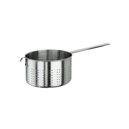 Paderno World Cuisine Pasta Strainer in Stainless Steel