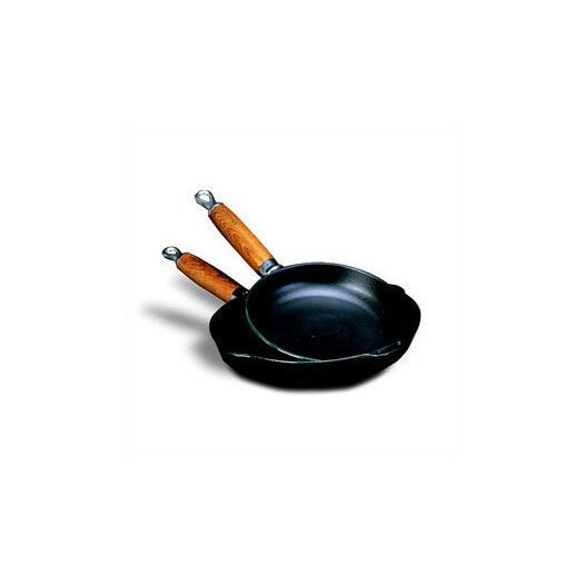 "Paderno World Cuisine Cast Iron 11"" Non-Stick Skillet"