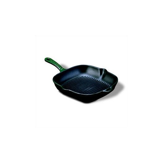 "Paderno World Cuisine Cast Iron 9.5"" Grill Pan"