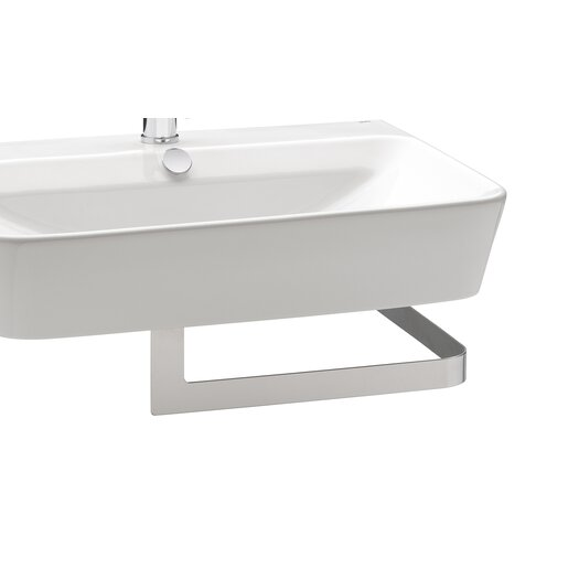 Bissonnet Emma Full Pedestal Overflow Bathroom Sink