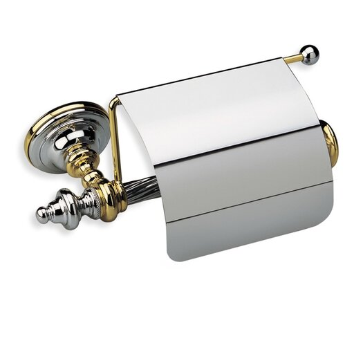 Stilhaus by Nameeks Giunone Wall Mounted Toilet Roll Holder