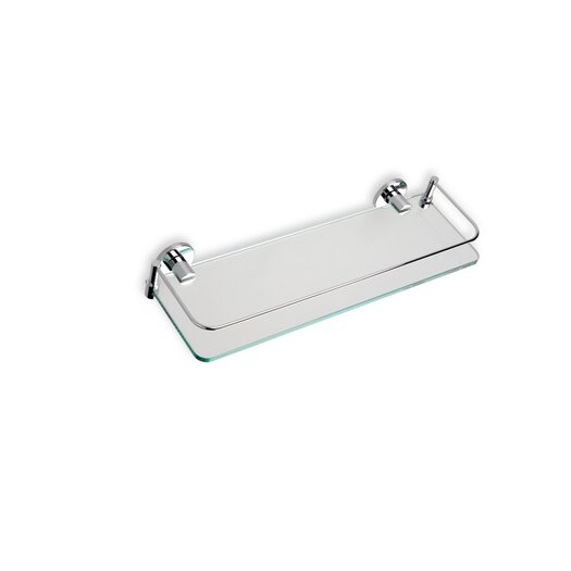 "Stilhaus by Nameeks Medea 15.7"" x 3.1"" Bathroom Shelf"