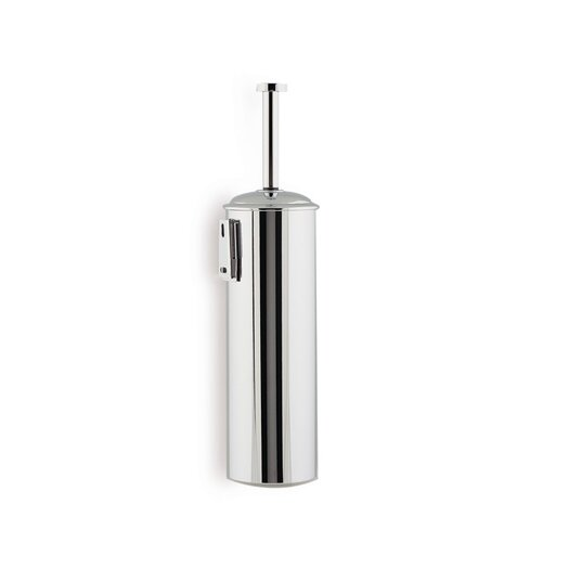 Stilhaus by Nameeks Medea Wall MountedRounded Toilet Brush and Holder