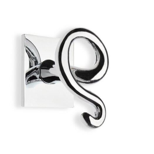 Stilhaus by Nameeks Urania Wall Mounted Double Robe Hook