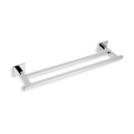 Stilhaus by Nameeks Urania Wall Mounted Double Towel Bar